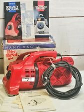 VTG 1988 Royal Dirt Devil HAND VAC Handheld Vacuum MODEL 103 MADE IN USA D10