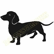 "DXF File ""Dachsund"""