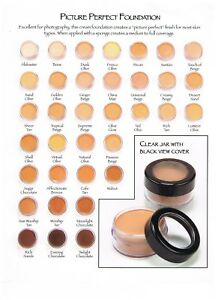 BONE PICTURE PERFECT CREAM  FOUNDATION MAKEUP PHOTOGRAPHY