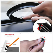 Car 1.6M U Type Upgrade Dashboard Sealing Strips Styling Stickers Gap Seal New