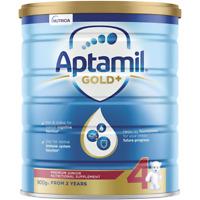 Aptamil Gold+ 4 Junior Milk Formula From 2+ Years 900g - POST WORLDWIDE