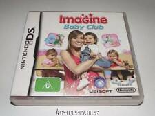 Imagine Baby Club Nintendo DS 3DS Game *Complete*