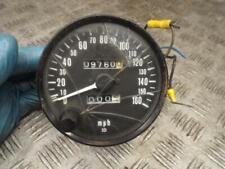 Kawasaki Z1R Z1000D KZ1000D Speedo Speedometer Clock Dial Gauge 9700 Miles
