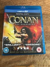 Conan the Barbarian Blu-ray (2011) Jason Momoa, Nispel (DIR) cert 15 (lb3)