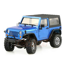 Orlandoo 1:35 EP Scale Crawler Assembly Kit w/Wrangler Body RC Cars #OH35A01-KIT
