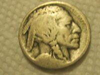 1913-S  Type One Buffalo Nickel