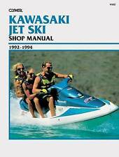 NEW KAWASAKI JET SKI 1992-1994 WORKSHOP MANUAL MAINTENANCE BOOK