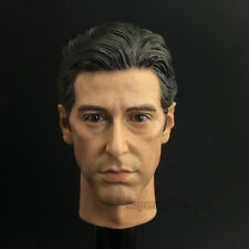 1/6 Scale The Godfather Michael Corleone Headplay Al Pacino Head Sculpt