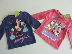 Disney MINNIE MOUSE Baby Clothing Bundle 3-6 Months ALL NEW WITH TAGS