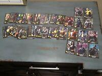DC comics Injustice Arcade Game Card Set ALL 110 Mix Nonfoil & Foil Fast Ship