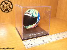 TROY BAYLISS MOTO-GP SUOMY HELMET 1/5 2005 MINT!!!