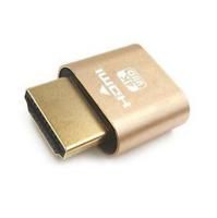 VGA Virtual Display Adapter HDMI Dummy Plug Headless Ghost Emulator Video Card