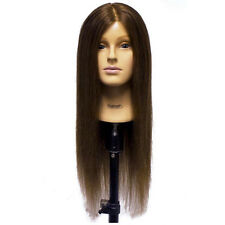 Bella Long Hair Mannequin Head