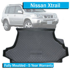 TO FIT: Nissan X-Trail 5 Door (2001-2006) - Boot Liner / Cargo Mat