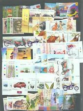 Malaysia 1999-2012.  21 sets and 14 miniature sheets STC £108 all MNH