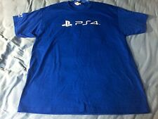 NEW ! LIMITED EDITION : SONY PS4 SHIRT / (FRUIT OF THE LOOM)