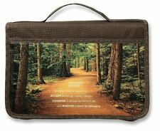Inspiration Serenity Prayer Large Bible Cover by Zondervan Brand New