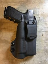 IWB Holster For Glock 17/22/31 With TLR1. Adjustable Clip Fits 19/23/32 Also