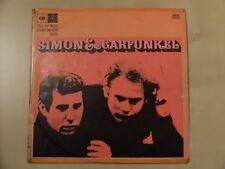 Simon & Garfunkel_Simon & Garfunkel_LP_Supraphon (Czech Edition)