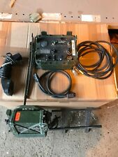 CLANSMAN MILITARY PRC351 VHF VEHICLE BOLT IN KIT GOOD WORKING ORDER