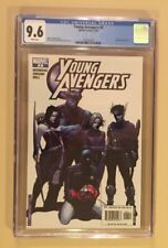 Young Avengers (2005) # 6 CGC 9.6 NM+ Kate Bishop Marvel