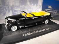MODEL CADILLAC V16 HARRY TRUMAN US PRESIDENT 1948 OPEN TOP LIMOUSINE LIMO GIFT