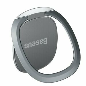 Baseus Ultra Thin Magnetic Finger Grip Ring Holder 360° Rotating Phone Stand