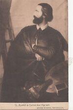 BF18598 portrait de l artiste dans l age mur muse  painting art front/back image