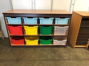 School Tray Unit/storage(school ,nursery,garage,workshop)