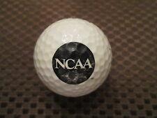 LOGO GOLF BALL-NCAA..NATIONAL COLLEGIATE ATHLETIC ASSOCIATION