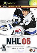NHL 06 (Microsoft Xbox, 2005)