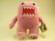 Domo Kun Pink Plush Doll
