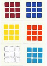 Replacement Stickers for your Rubik's Cube