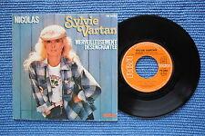 SYLVIE VARTAN / SP RCA VICTOR PB 8492 / Verso 1 - Label 1 / 1979 ( F )