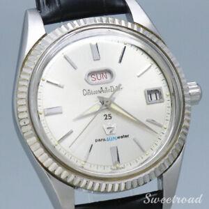 Citizen Auto Dater Seven Ref.ADSS 1404-T Vintage Automatic Watch