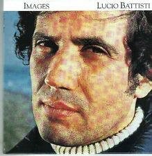 BATTISTI LUCIO IMAGES  CD 13,5 X 13,5 COVER FAXSIMILE LP 1° STAMPA BMG