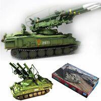 1/35 Trumpeter 00361 Ruso SAM-6 Misil Antiaéreo Militar Plástico Modelo Kit DIY
