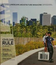 Landscape Architecture Mag LAM Governors Island June 2015 FREE PRIORITY SHIPPING
