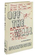 Off the Wall by CHARLES WILLEFORD ~ First Edition 1980 ~ Son of Sam 1st
