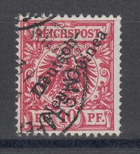 Deutsch-Neuguinea 3 b gestempelt geprüft Marke 2