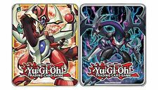 YuGiOh! Mega Tins 2015 :: x2 Designs :: Brand New and Sealed
