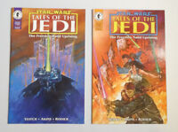 Tales of the Jedi: Freedom Nadd Uprising #1 & #2 NM+ Star Wars Dark Horse Comics