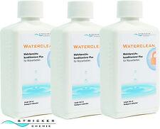 3 x Lit à eau Conditionneurs de zone Plus Plus Stricker Chemie Premium 250 ml