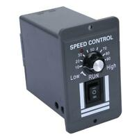 PWM Brush Motor Speed Controller CW CCW Reversible Switch DC 12-60V 40A HighQ!