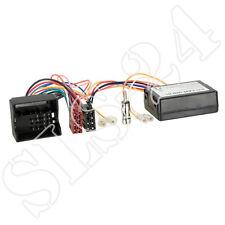 CAN-Bus Radioadapter Adapter für Porsche mit Quadlock Anschluss +Antenne Stecker