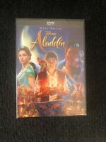 WILL SMITH Aladdin (DVD 2019 BOX SET) Live Action - Brand New Sealed - Fast Ship
