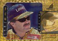 1997 PINNACLE NASCAR RACING CARD #86 MIKE SKINNER