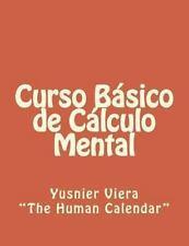 Curso Básico de Cálculo Mental by Yusnier Viera (2012, Paperback)