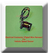Connector of Transmission Output / Vehicle Speed Sensor SC347 Fits: Hyundai Kia