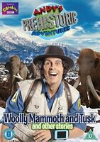 Andy's Prehistoric Adventures - Woolly Mammoth and Tusk [DVD][Region 2]